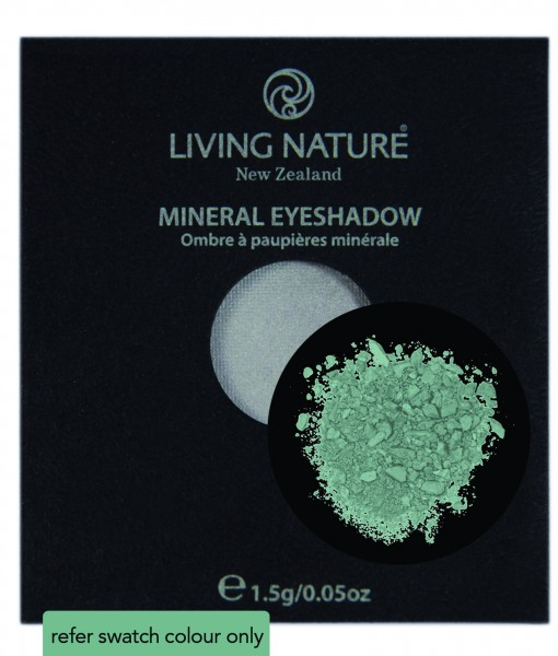 Eyeshadow crumble & envelope Greenstone