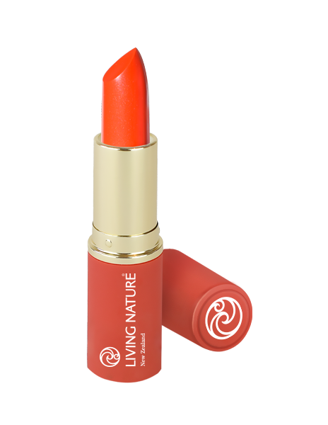 Living_Nature_Electric_Coral_Lipstick